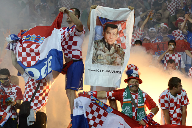 Forrás: AFP/Odd Andersen