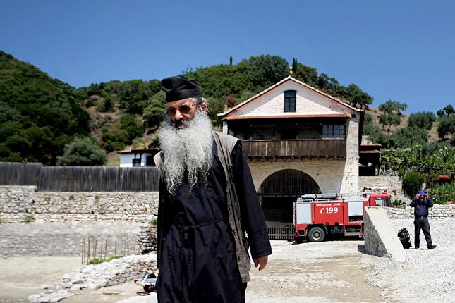 Forrás: AFP/Sakis Mitrolidis