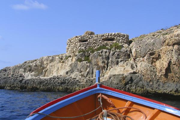 лодки в голубую пещеру в