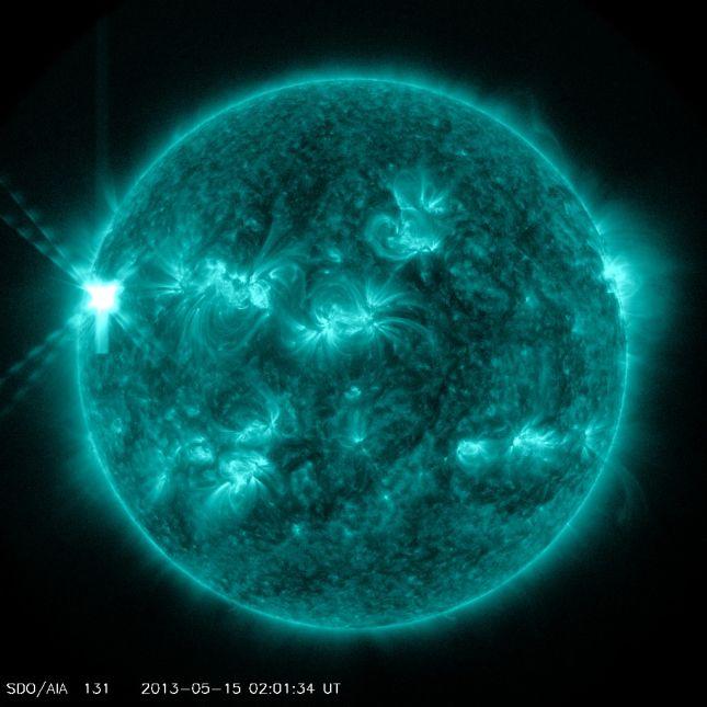 Forrás: Solar Dynamics Observatory