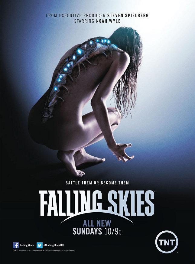مسلسل Falling Skies الموسم 4 الحلقة 11