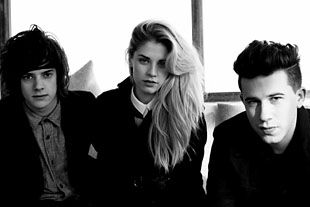 Forr�s: Facebook/London Grammar