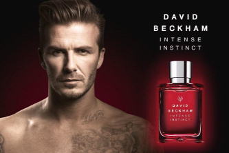 Forr�s: David Beckham Intense Instinct