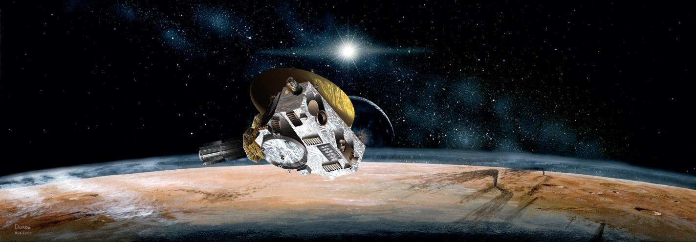 Тайна секретных предметов на New Horizons раскрыта