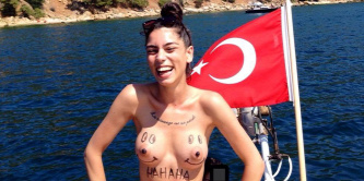 Forr�s: Femen Turkey