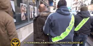 Forr�s: Youtube/PoliceHungary