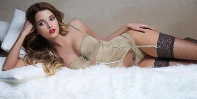 Forr�s: Facebook/K�rp�ti Rebeka Miss Universe Hungary 2013