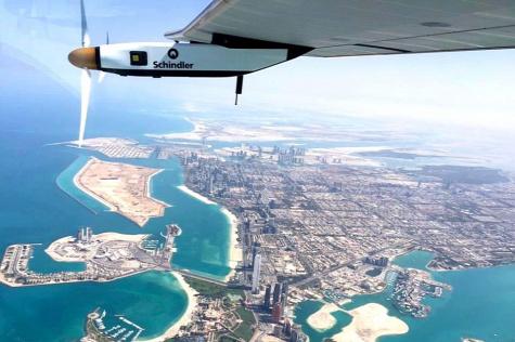 Forr�s: � Solar Impulse