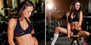 Fot�: Body-foto/Facebook/S�ny�k Szilvia Fitness Modell