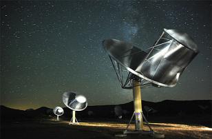 Forr�s: SETI