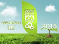 Ozone Z�ld-d�j 2015