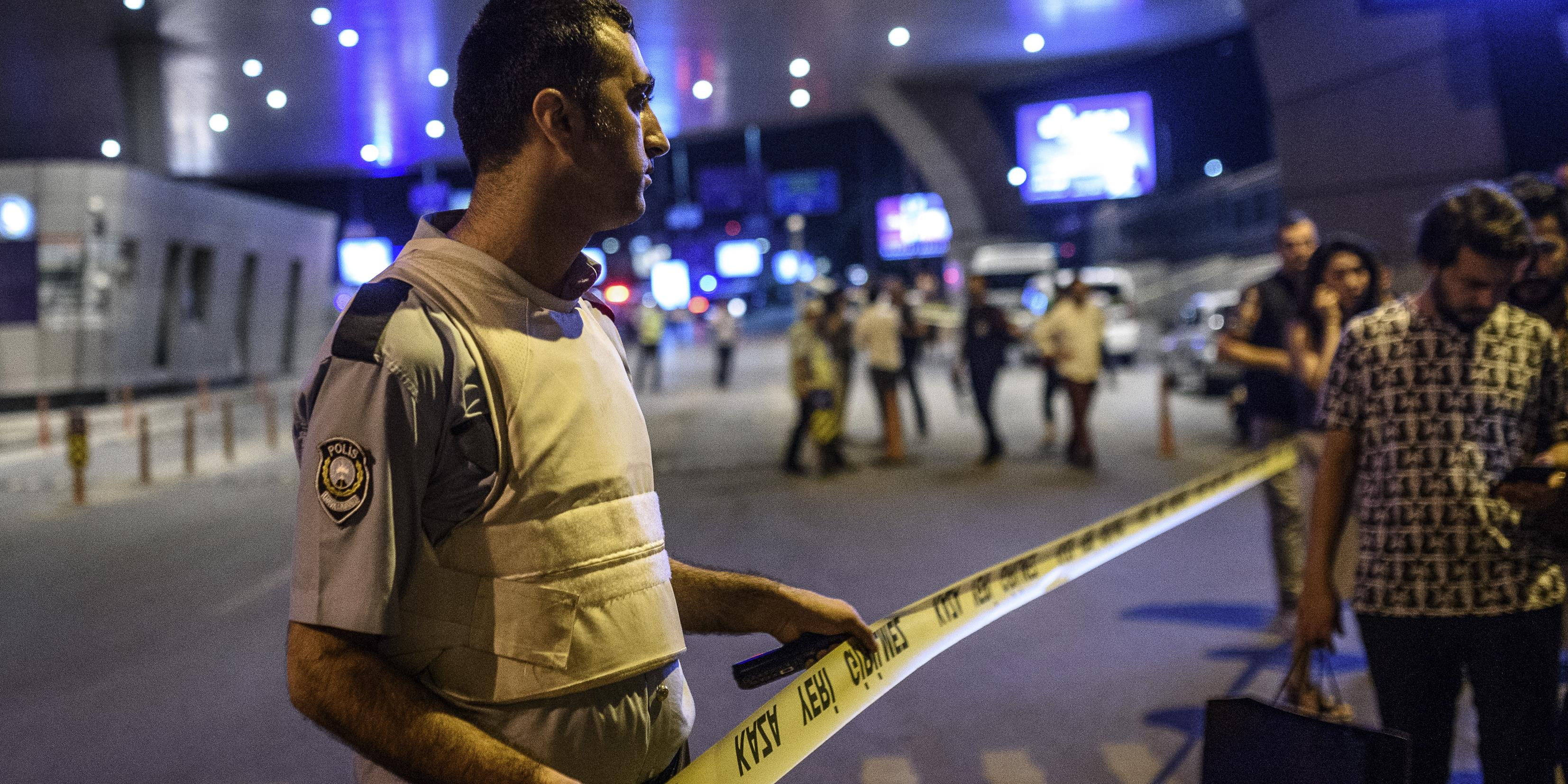 Forr�s: AFP/Ozan Kose