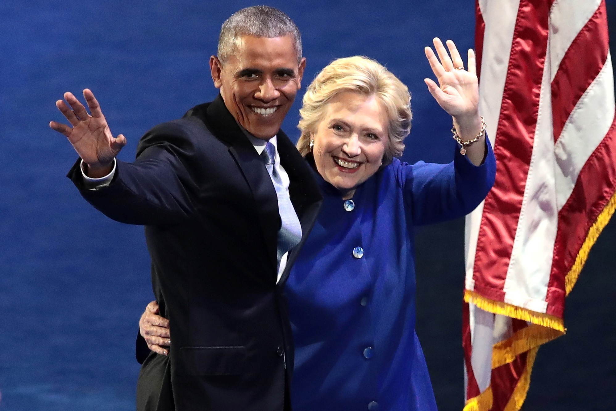 Forr�s: AFP/2016 Getty Images/Drew Angerer