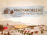 Magyarország legszebb fekvésű falvai