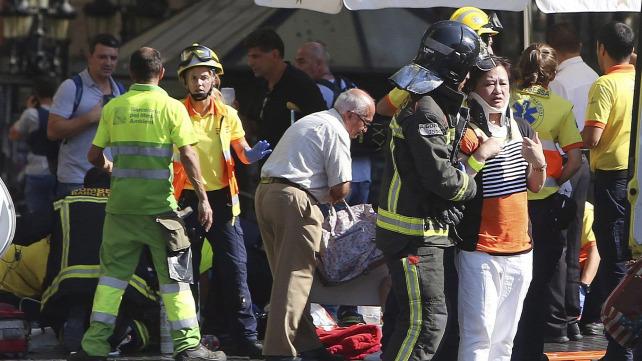 Forrás: MTI/AP/Oriol Duran