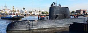 Forrás: MTI/EPA/EFE/Argentin haditenger?/-------------------