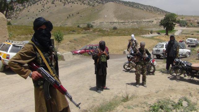 Forrás: AFP/Faridullah Ahmadzai
