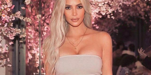 Forrás: Instagram / Kim Kardashian