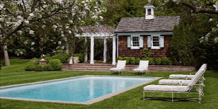 Forrás: Hamptons Cottages Gardens - Tria Giovan Photography