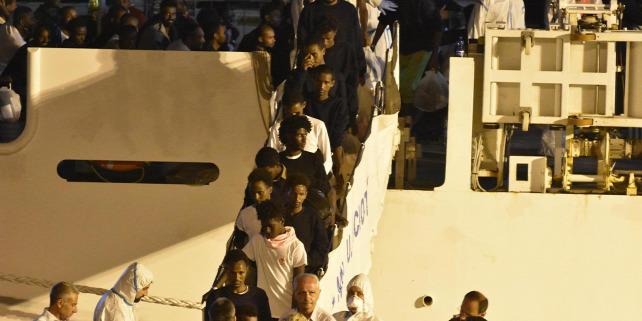 Forrás: MTI/EPA/ANSA/Orietta Scardino