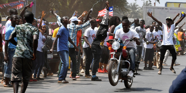 Forrás: AFP/Issouf Sanogo